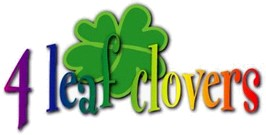 logo 4 Leaf Clovers